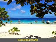 Calaguas Island on a Sunny Day